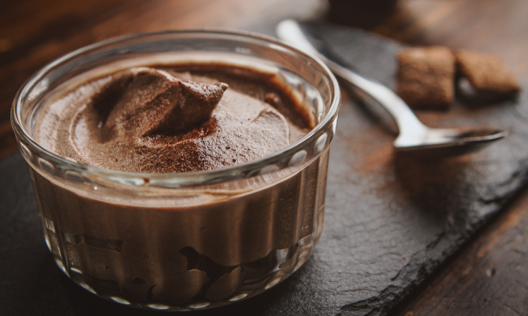 Mousse Low carb