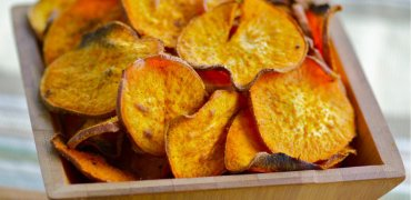 Chips de vegetais
